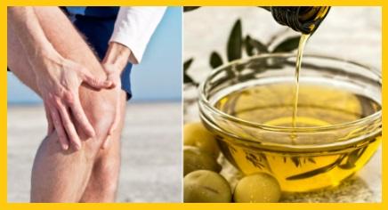 aceite de oliva con propiedades antiinflamatoria