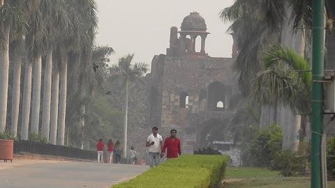 Old Fort Delhi India 910