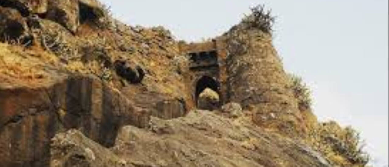 मोरागड किल्ला - Moragad Fort