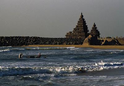 Millennium-old 'sunken town' found off Tamil Nadu