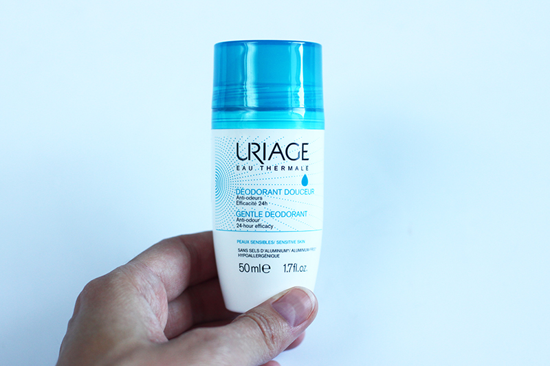 URIAGE DEODORANT REVIEW