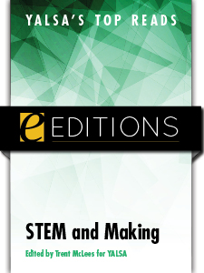 book cover of STEM and Making