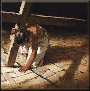 Ν. Λυγερός: Το μέγεθος του πάθους... Τα πάθη του σταυρού... Το βάρος του σταυρού [+Βίντεο]