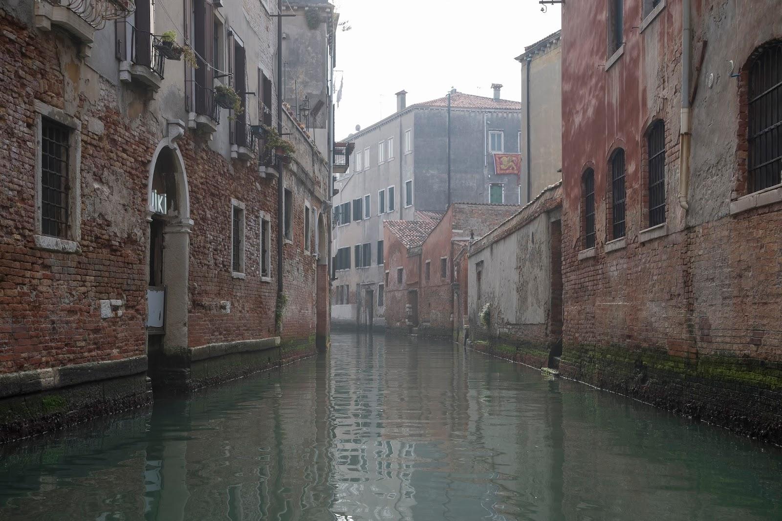 Venise Italie Automne Halloween