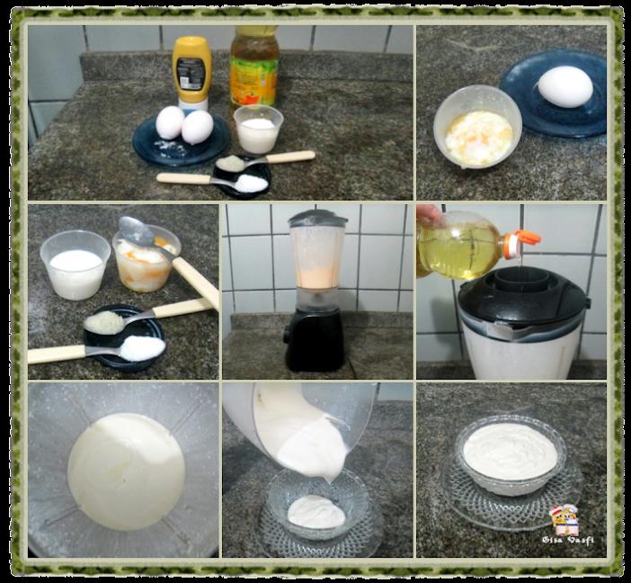 Maionese de ovo semi cozido 7