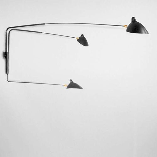 Let S Stay Industrial Lighting Fixtures: LET'S STAY: Industrial Long Swing Arm Light Fixtures