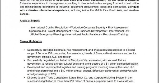 Social Work Consultant Sample Resume - social work consultant sample resume