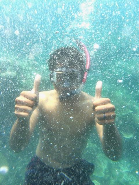 Snorkling Karimun Jawa