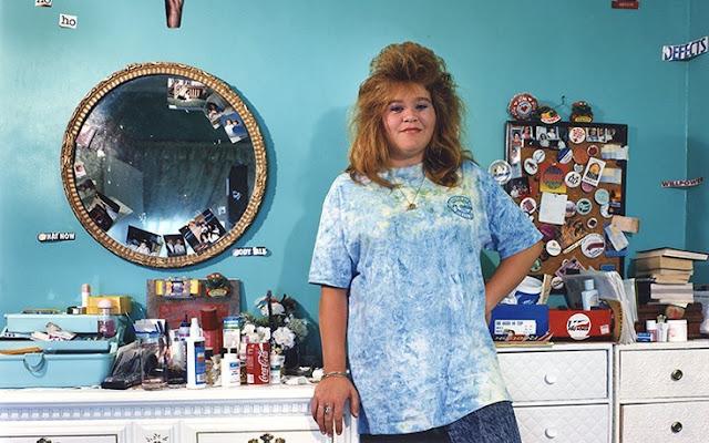 Πώς ήταν τα εφηβικά δωμάτια τη δεκαετία του '90 (photos)
