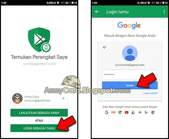 Temukan Ponsel Cara Melacak Hp Samsung Yang Hilang Dengan Gmail