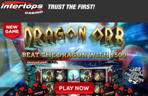 Intertops Casino promotions