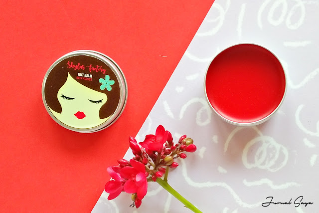 shylas factory tint balm review