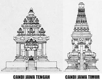 Perbedaan Candi Jawa Tengah dan Jawa Timur Beserta Contoh Perbedaan Candi Jawa Tengah dan Jawa Timur Beserta Contoh