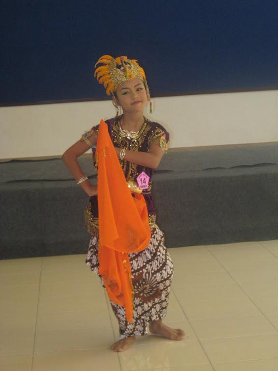 Aku Cinta Budaya Seni Tari Indonesia