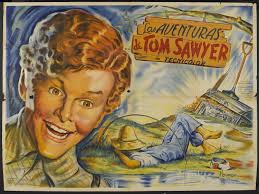 Tom Sawyer, de Mark Twain, portada edición antigua
