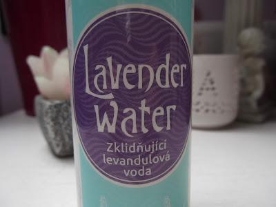 levanduľová upokojujúca  voda Dermacol