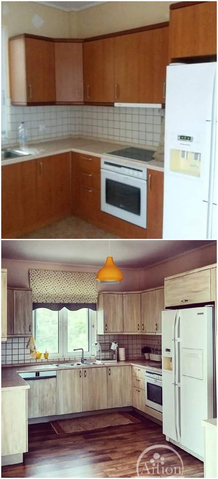 Αφιέρωμα: Κουζίνα! Έλα στην κουζίνα, βάζω καφέ! 8 Annie Sloan Greece