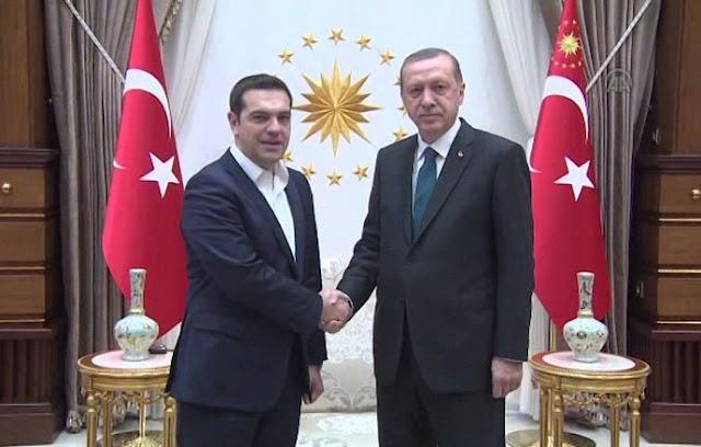 Ο Πρωθυπουργός Αλέξης Τσίπρας ξέχασε την ΑΟΖ και ίσως και την Κύπρο