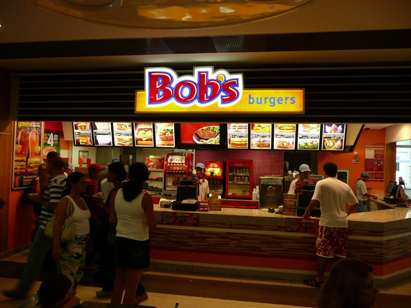 Bob S Burger Rio De Janeiro Brazil
