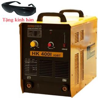Máy hàn que Hồng Ký HK-400I
