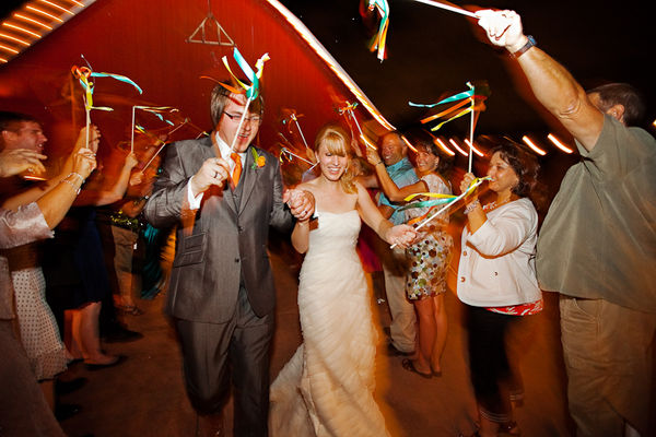Weddings, Parties, Music & More: Ribbon Sticks For Your
