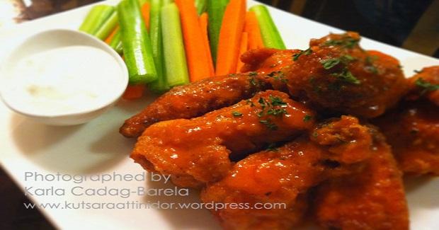 Buffalo Chicken Wings Recipe