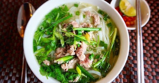 Foodie's Guide to Hanoi's Signature Dishes