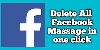 How to delete all messages in Facebook