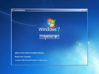 MUDAH Tutorial Cara Instal Ulang Windows 7/8/10