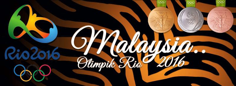 Malaysia Olimpik Rio 2016