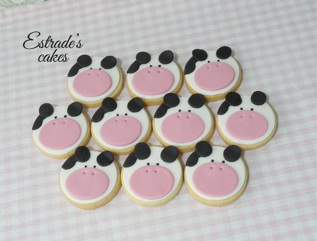 galletas infantiles de vacas  2