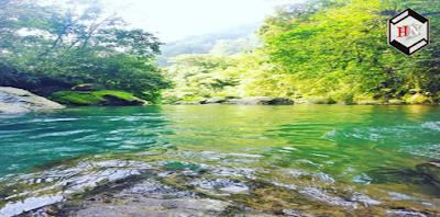 Pesona Wisata Weloriver surganya pecinta river tubing