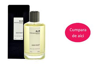 Parfum femei Aoud Violet 120 ml, Mancera REDUCERE