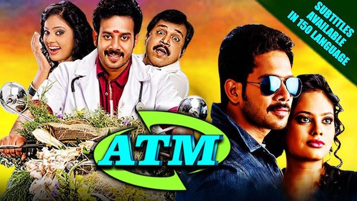 ATM (2017) Hindi Dubbed 480p HDRip 500MB