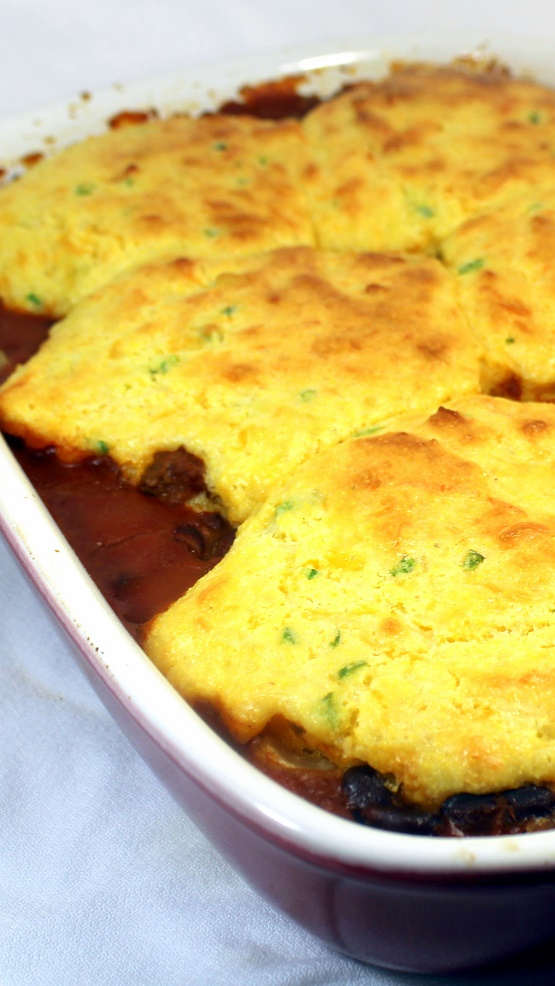 52 Ways To Cook Chili Cornbread Casserole Freezable