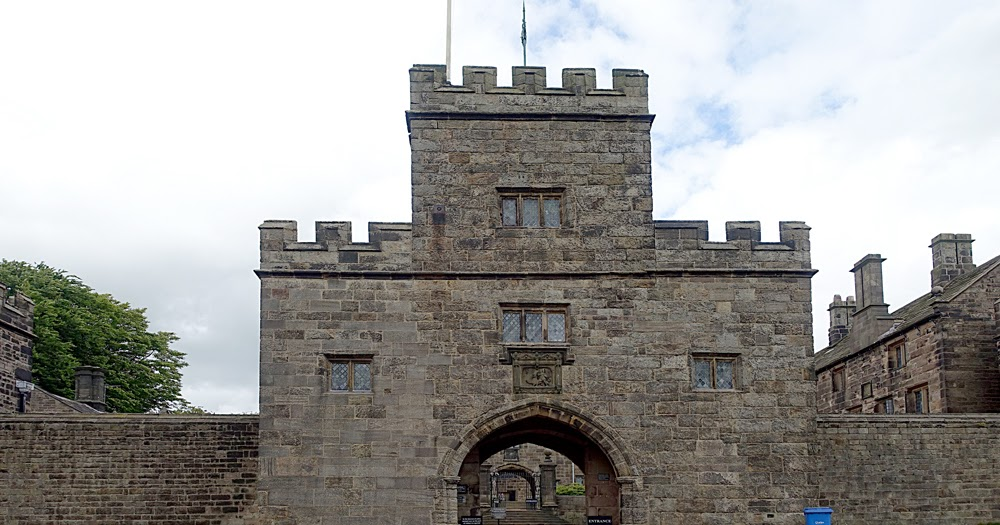 Off to the Tower ! - Afternoon Tea at Hoghton Tower