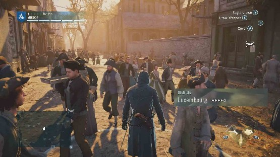 Assassins Creed Unity Gold Edition MULTi13-ElAmigos Pc Game
