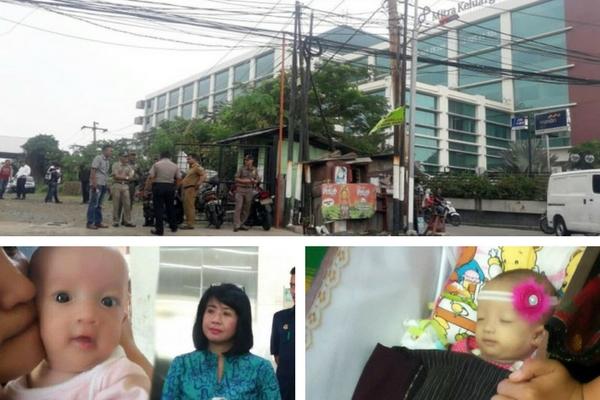 6 Bencana Buruk Menimpa RS Mitra Keluarga Akibat Kasus Bayi Debora