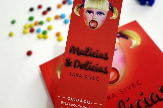 Malícias e Delícias - Malícias e Delícias #01 - Tara Sivec