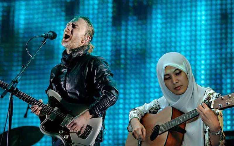 Radiohead - Nurul Izzah
