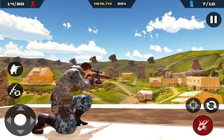 Sniper Ghost Commando Warrior v1.1.2 Modded APK