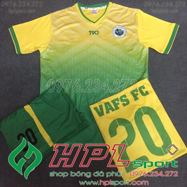 Mẫu Font in áo bóng đá đẹp HPL - 06