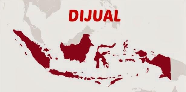 Benarkah Indonesia Akan DIJUAL?