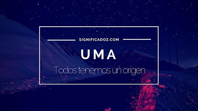 Significado y origen del Nombre Uma ¿Que Significa?