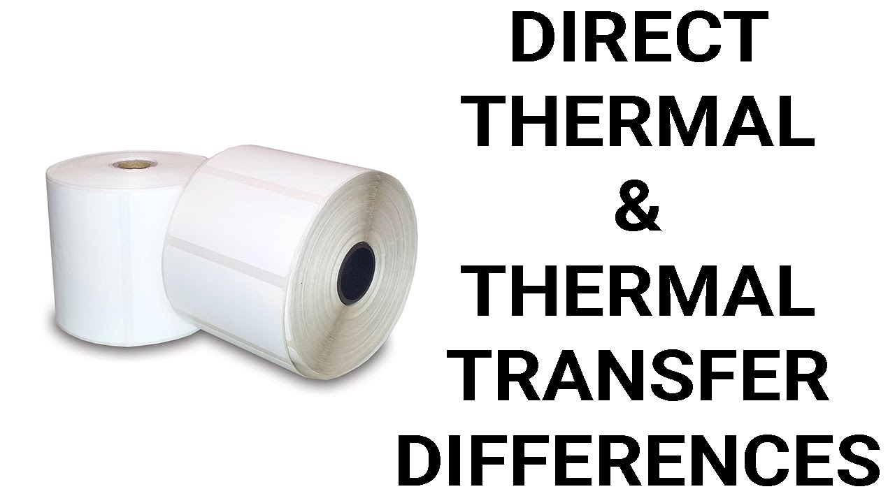 Primary Reasons For Using Thermal Transfer Labels In Business