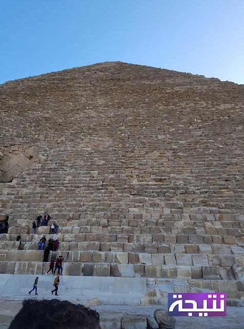 تجربتى عن أول زيارة ليا فى مصر