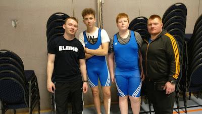 Sebastian, Carl, Max und Thomas