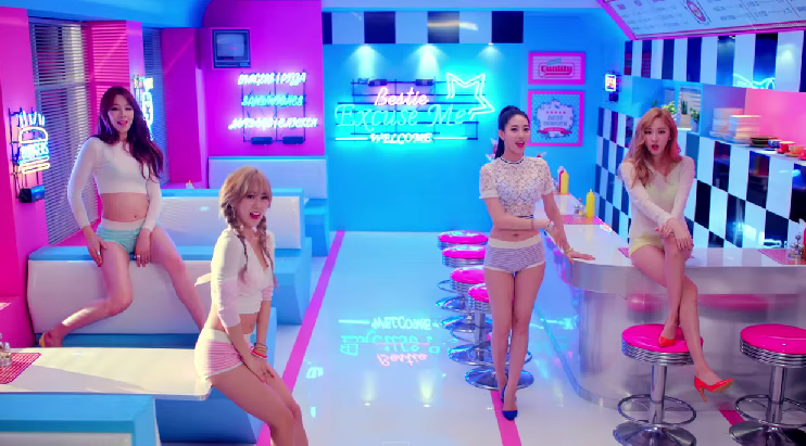 Excuse Me BESTie Are Back