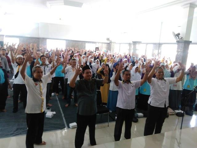 DPC PKS Beji Apel Kemenangan Kader