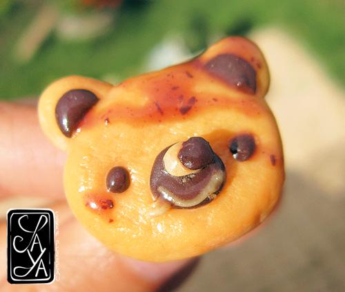 Delicious bear - Ours délicieux